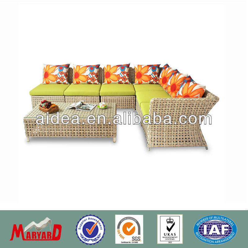 등나무 야외 가구 고급 소파가 - Buy Product on Alibaba.com