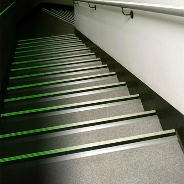 Aluminium Stair Nosing For Laminate Flooring Gurus Floor