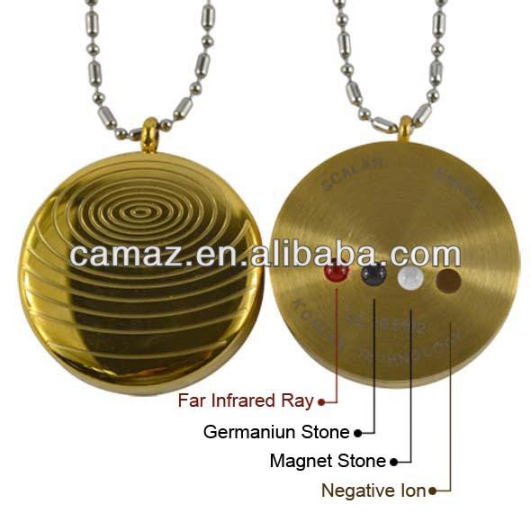 fusion excel quantum pendant scalar energy pendant with