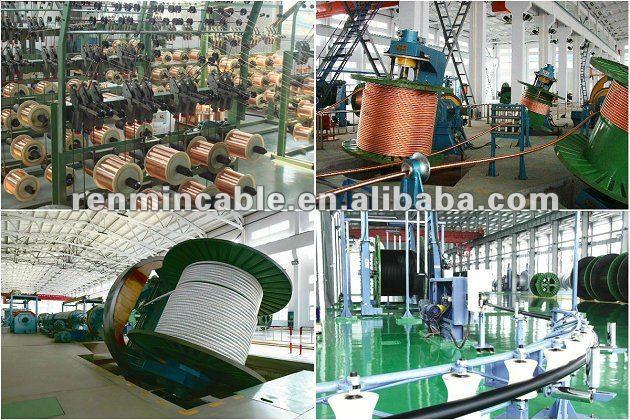 China Cable Supplier Mv 33kv Copper/aluminum Xlpe Underground ...