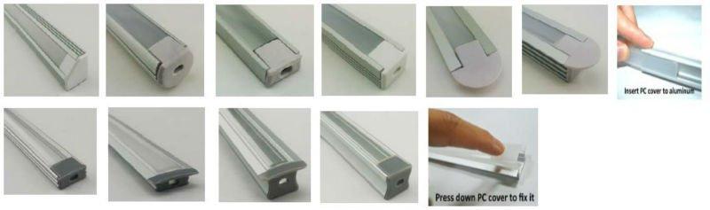 Led Aluminum Profile For 3528/5050/5630 Led Strip