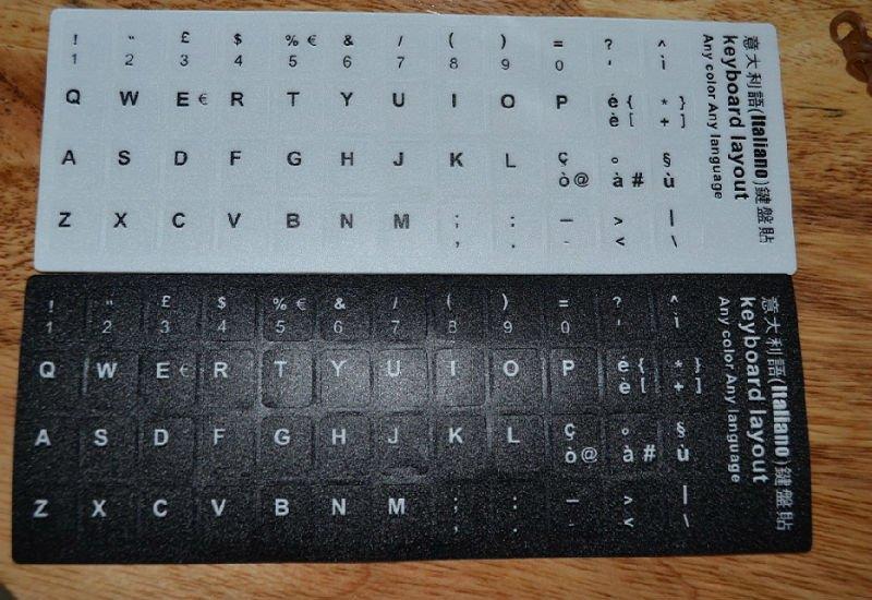 how to change language of laptop keyboard