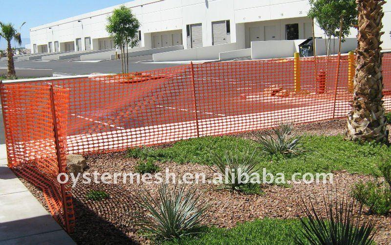 Orange Plastic Temporary Fencing Buy Plastic Temporary