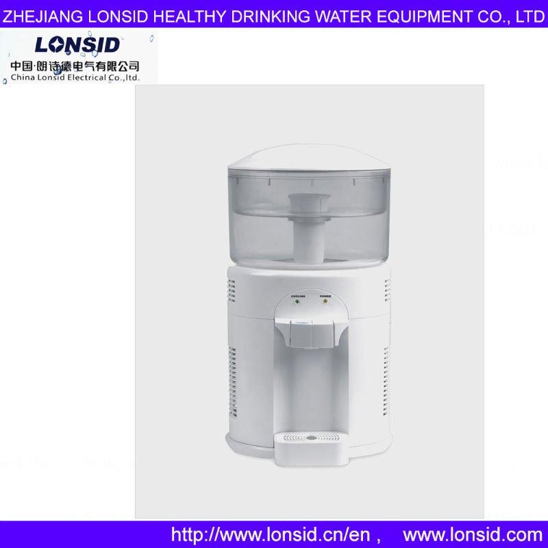 Interpure water cooler