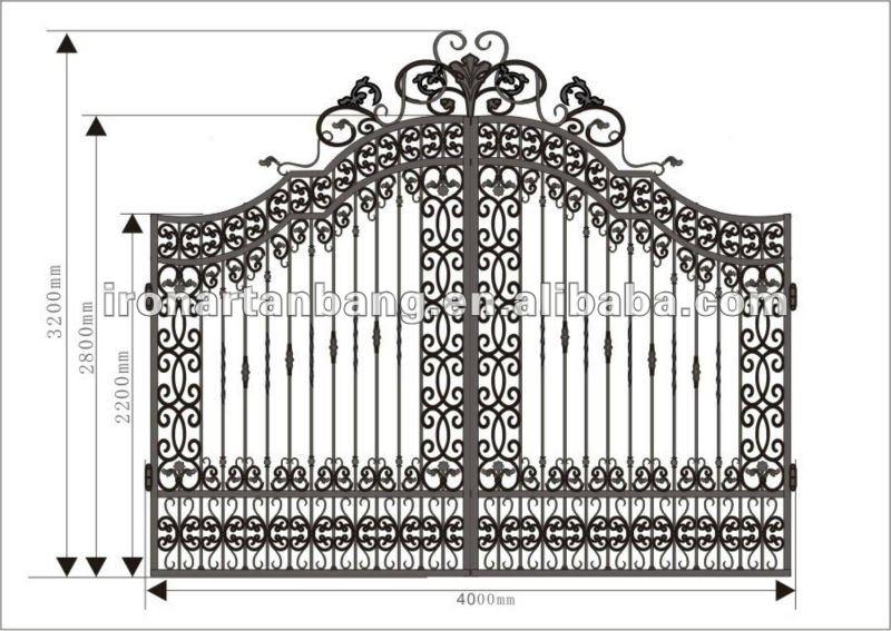 House Gate Designs