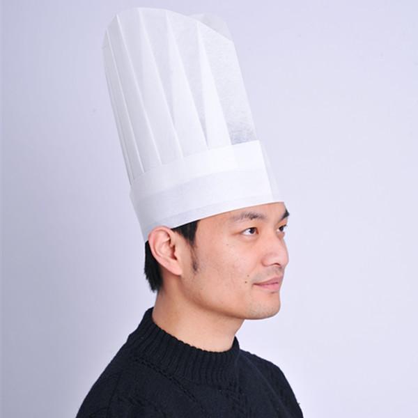 7a2dc0b2bf798 chapéu de cozinheiro chef fazer chapéu de chef chapéus de chef de  restaurante
