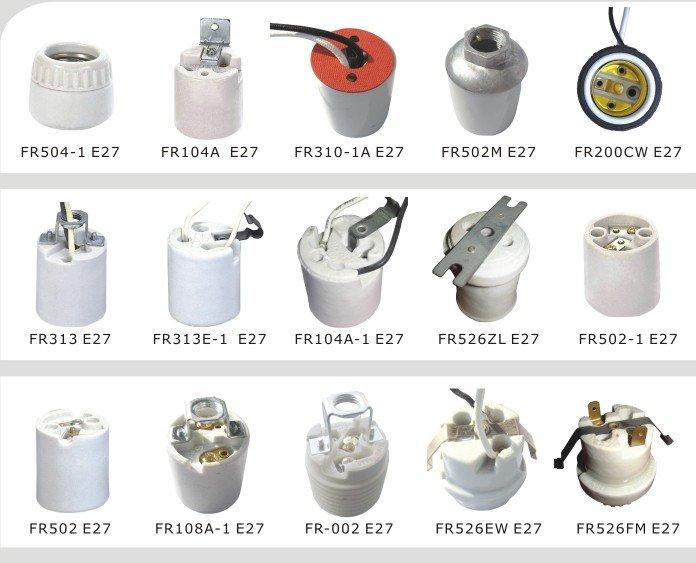 E27 B22 E40 Ceramic Lamp Holder Fr539u Buy Ceramic Lamp