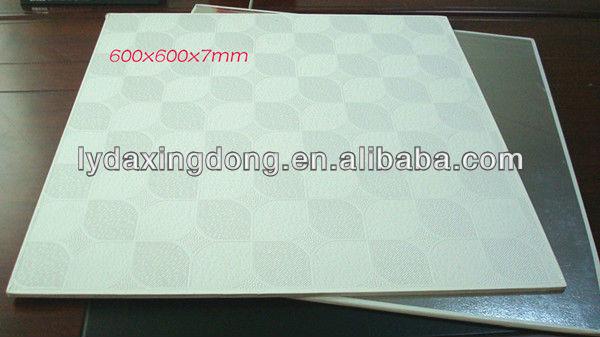 Vinyl Coated Drywall : Vinyl coated pvc gypsum board for sale buy