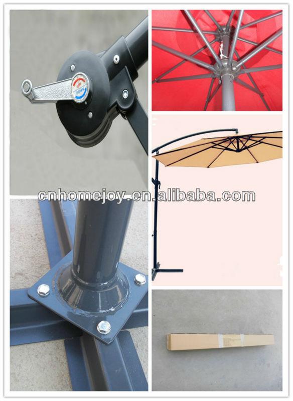 Populaire tuin patio paraplu groot formaat verstelbare waterdichte paraplu groot formaat buy - Paraplu balances ...