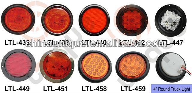 12v24v Waterproof Trailer Hitch Lighting Kit Tail Light Wiring