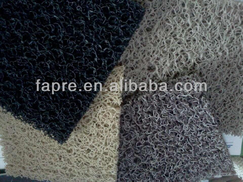 Hot Free Samples Soft Rubber Flooring Pvc Vinyl Loop