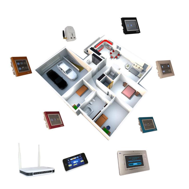 tdwz6672 zigbee wireless smart home with best price of