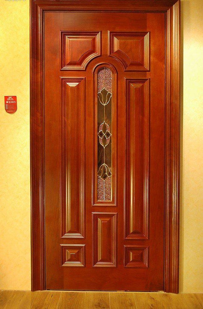 Pvc puertas de madera madera puertas plegadizas arco for Disenos puertas de madera exterior