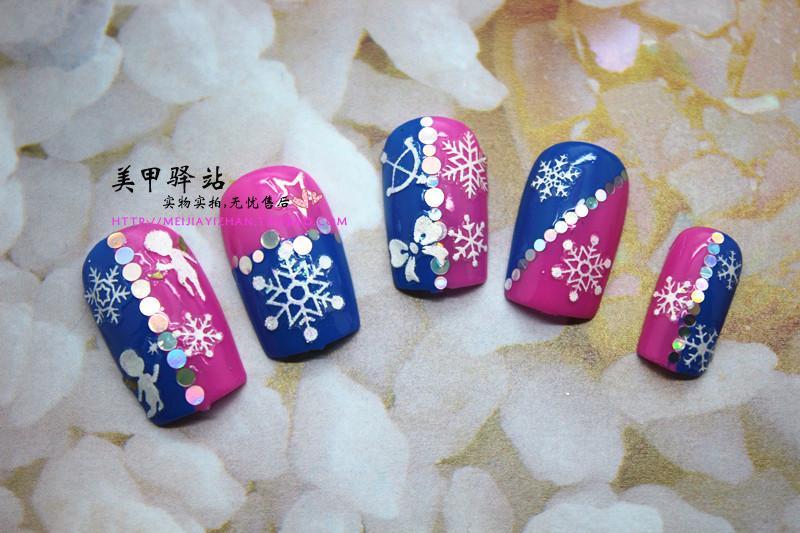 3d snow nail art sticker design sticker nail art buy design 3d snow nail art sticker design sticker nail art prinsesfo Images