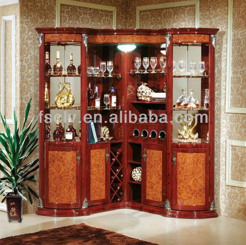 Living Room Cabinet Divider