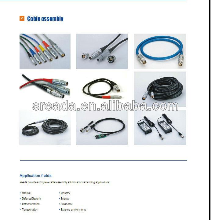 China Herstellung 1f Serie 4 Pin Stecker Mit Schaltplan Vga-kabel ...