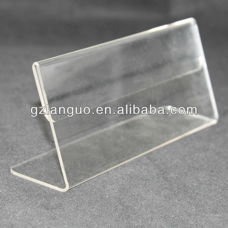 display stands plastic