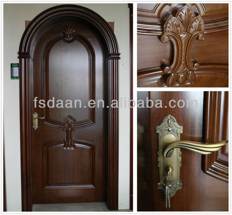 Luxury design round top doors interior buy round top for Round door design