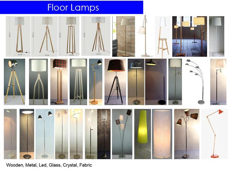 Bamboo Floor Lamp Floor Standing Lava Lamp