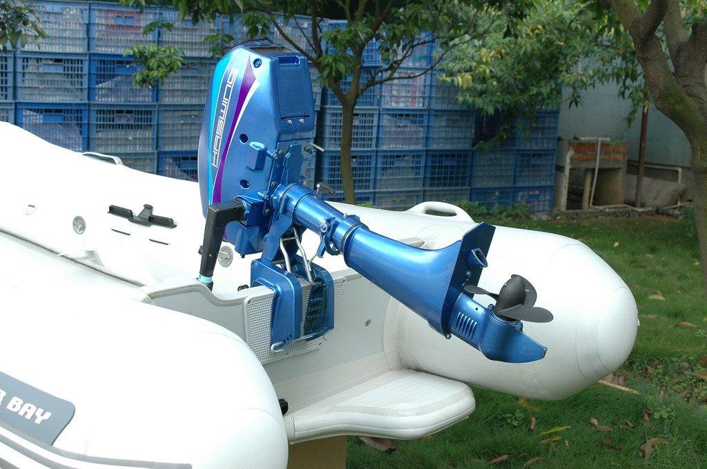 Outboard motor haswing gasoline engine trolling for Buy boat motors online