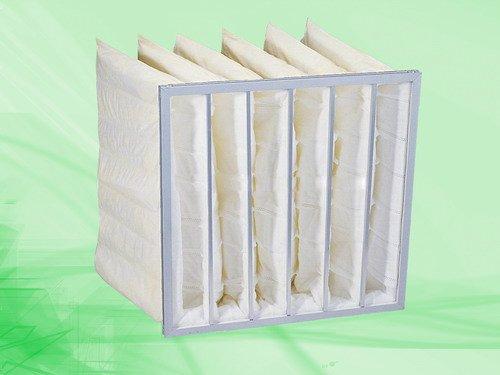 Medium efficiency anti-static pocket filter filter bag/air filter bag
