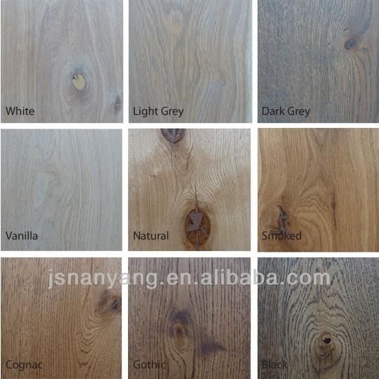 different color stain oak Engineered Wood Flooring, View Oak wood flooring,  NANYANG Product Details from Jiangsu Nanyang Wood Co , Ltd  on Alibaba com