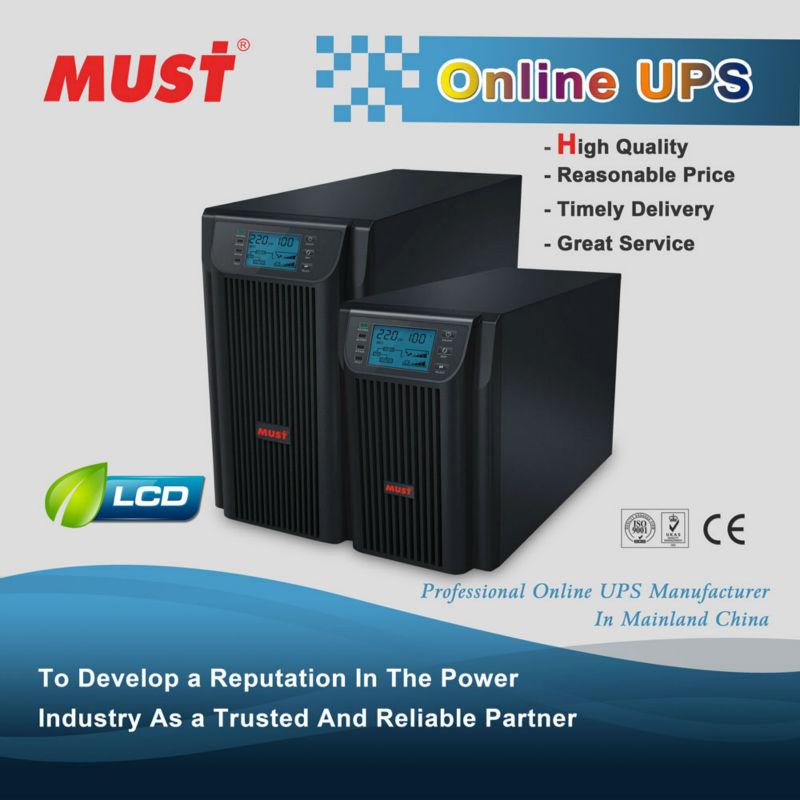 Ups Power 1 Kva 2 Kva 3 Kva Ups For Enterprise Server