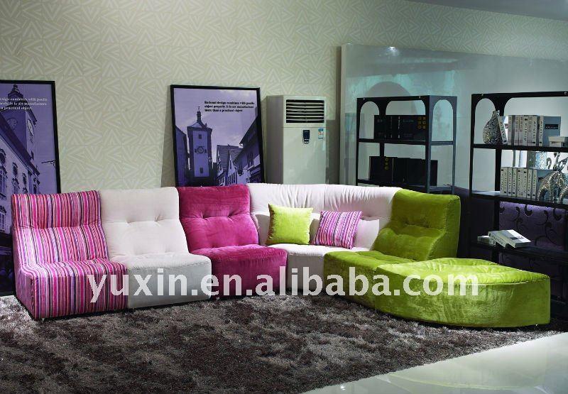 Multi rond couleur canap chaise moderne chesterfield sans - Canape multi couleur ...