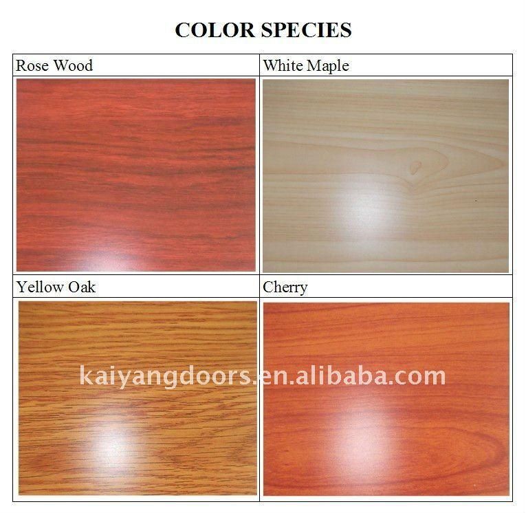 Kaiyang Design interior HPL Melamine molded door skin