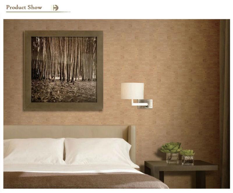 Sughero carta da parati per camera da letto moderna carta - Costo isolamento acustico camera da letto ...