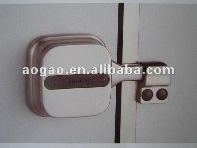 Toilet Door Lock Indicator