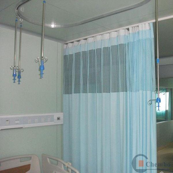 China Fire Retardant Hospital Din4102 B1 Cubicle Curtain