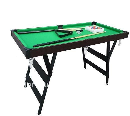 Small Pool Table mdf small billiard table/pool table/snooker table - buy small pool