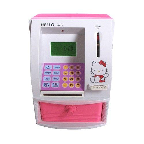 Toy Atm Machine : Kids atm machine bank buy toy