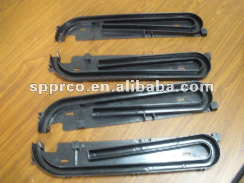 ABS tambour door spiral track & Abs Tambour Door Spiral Track - Buy Roller Shutter Door Track ... Pezcame.Com