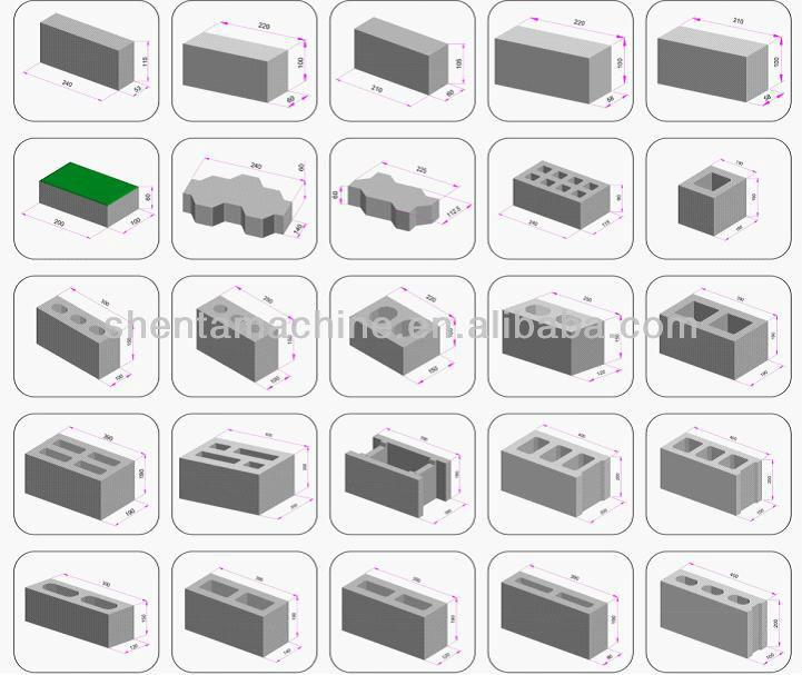 mechanische qtj4 60 handbuch ziegel maschine block beton buy product on. Black Bedroom Furniture Sets. Home Design Ideas