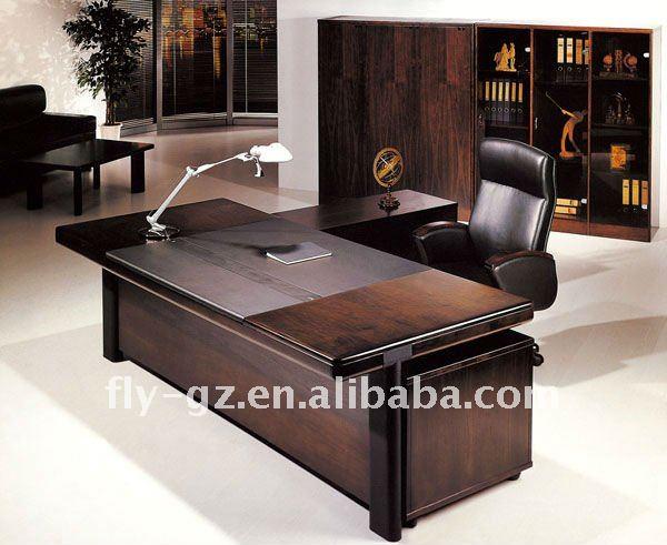 Modern design Wooden Office Executive Desk