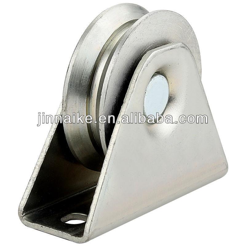 how to fix sliding door wheels