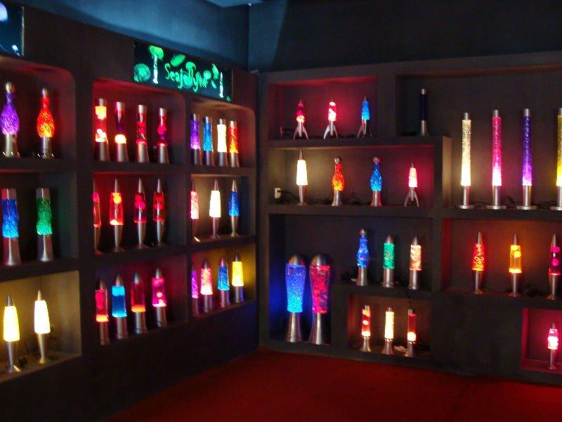 novel lava lamp with hot sale color