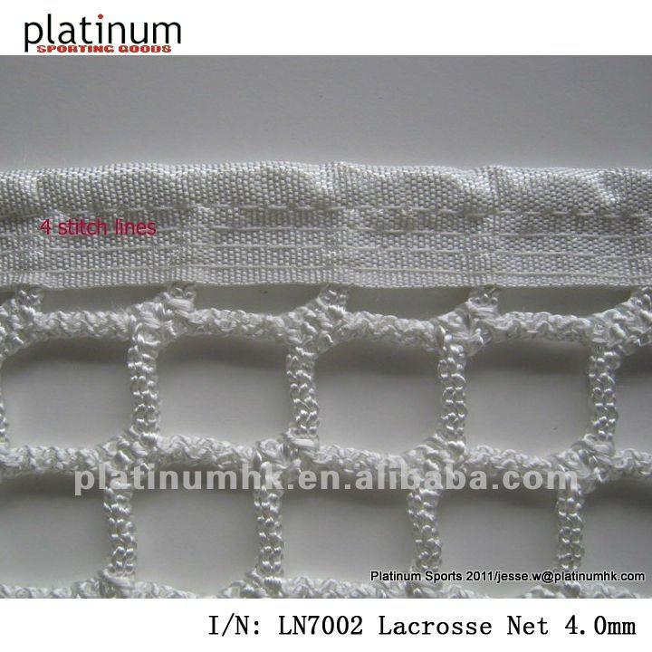 Goal Platinum: Lacrosse Goal Net (4.0mm 6'x6'x7'), View Lacrosse Goal Net