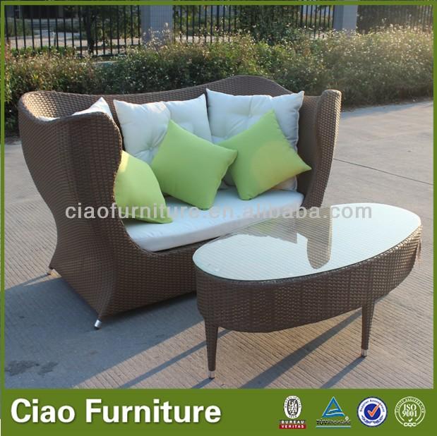 Unique garden sofa set pe rattan outdoor furniture buy outdoor furniture rattan furniture - Garden furniture unusual ...