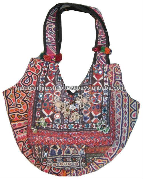61fe1743684e3 Old Tribal Banjara Bags