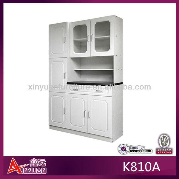 MDF Flat Pack Kitchen Cabinet Waste Bin
