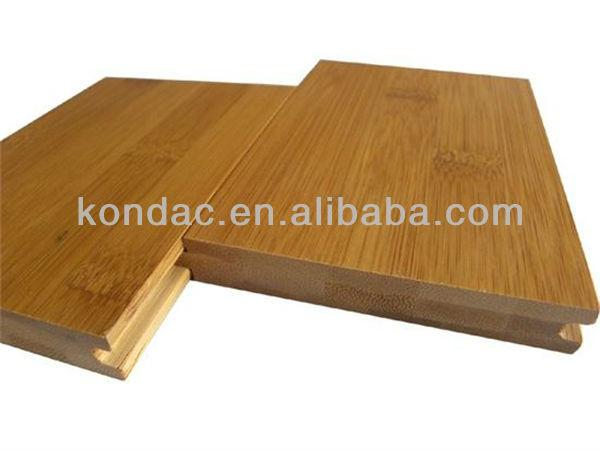 Environmental Friendly Solid Bamboo Flooring Natural