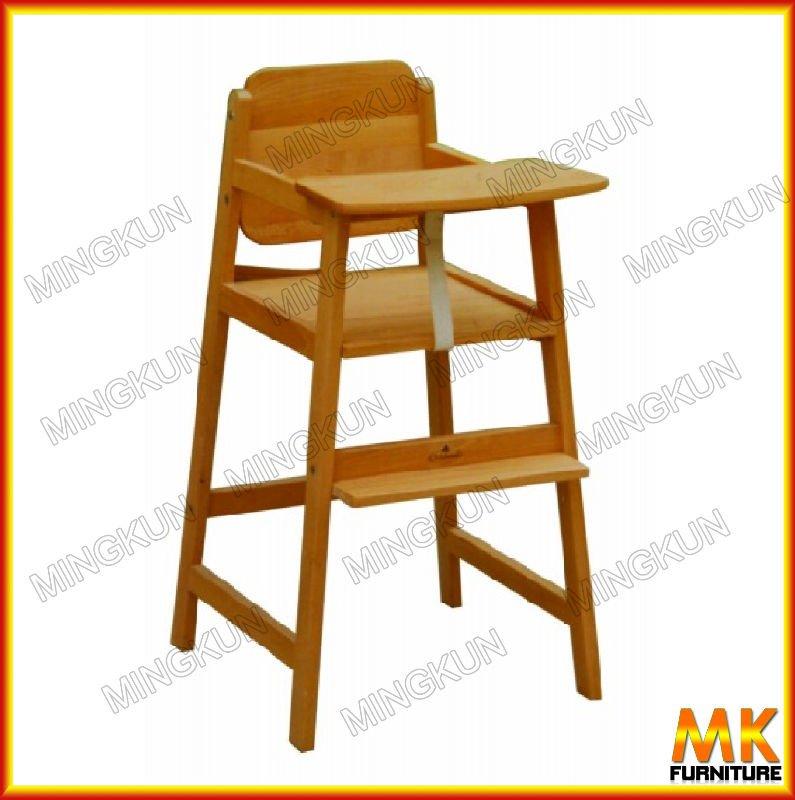 Ajustable beb silla de comedor buy product on for Silla de bebe de madera