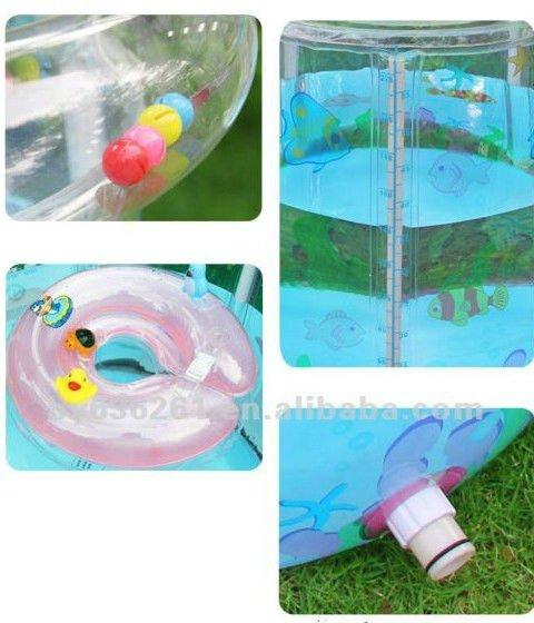 Plastic Transparent Portable Swimming Pools Kids Bathtub Buy Portable Swimming Pools Plastic