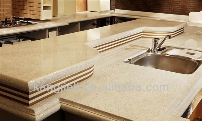 Sparkle Quartz Stone Countertop Cream Sparkle Quartz Stone Countertop  Vanity Top Sparkle White Quartz Countertop