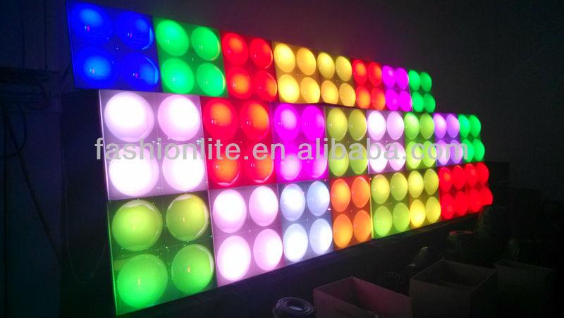 Nuovo dj effetto luce discoteca pannello led per discoteca ktv