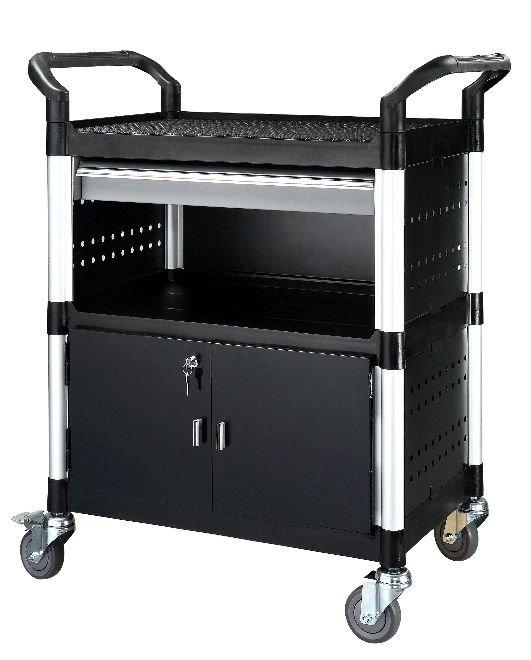 Hair salon trolley carts the best cart for Best salon equipment