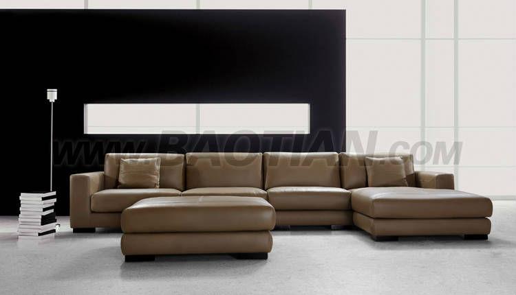 Ledersofa italienisches design  Wohnzimmer Möbel Italienische Ledersofa Führt Die Möbel Trend Der ...